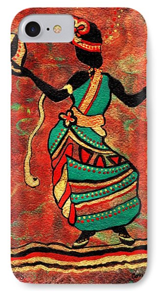 Path To Healing No.2 Phone Case by Connie Valasco