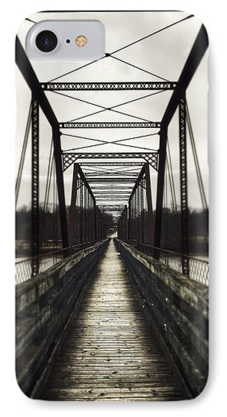 Path To Nowhere IPhone Case by Jame Hayes