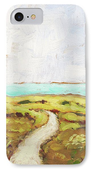 Path To The Sea IPhone Case