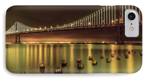 Pathway To A Bridge IPhone Case by Harsh Mehta