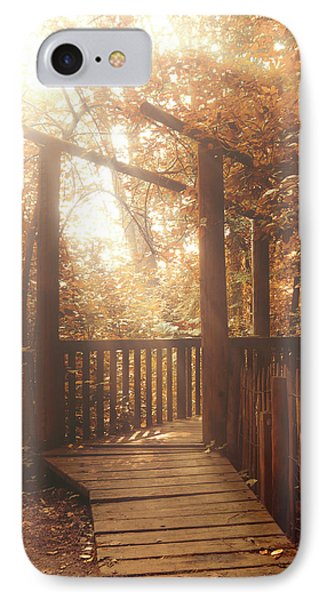 Pathway Phone Case by Wim Lanclus
