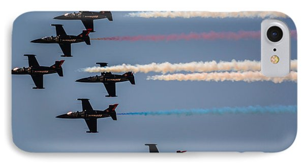 Patriot Aerial Demonstration Team Phone Case by Tommy Anderson