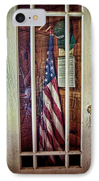 Patriot On Call IPhone Case