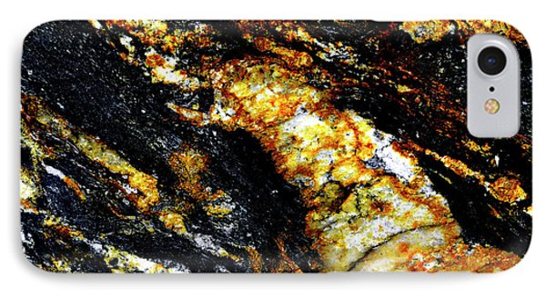 IPhone Case featuring the photograph Patterns In Stone - 190 by Paul W Faust - Impressions of Light