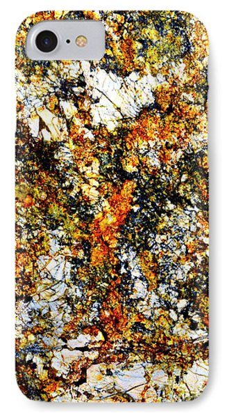 IPhone Case featuring the photograph Patterns In Stone - 207 by Paul W Faust - Impressions of Light