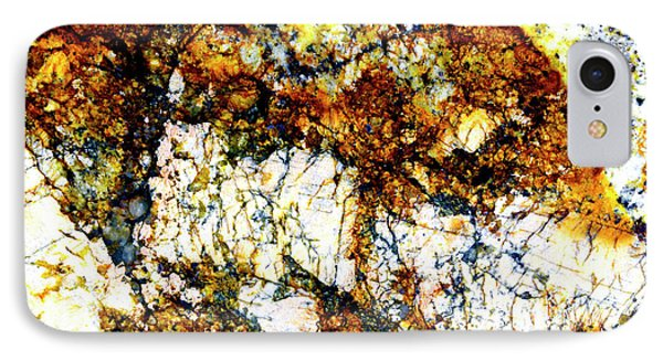 IPhone Case featuring the photograph Patterns In Stone - 210 by Paul W Faust - Impressions of Light