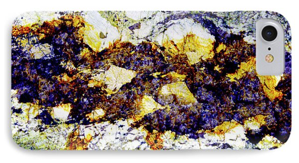 IPhone Case featuring the photograph Patterns In Stone - 212 by Paul W Faust - Impressions of Light