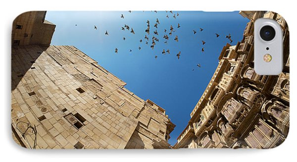 IPhone Case featuring the photograph Patwon Ki Haveli by Yew Kwang