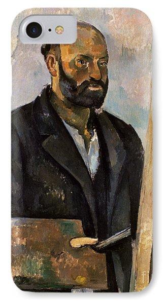 Paul Cezanne (1839-1906) Phone Case by Granger