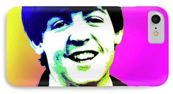 Paul Mccartney IPhone Case by Greg Joens