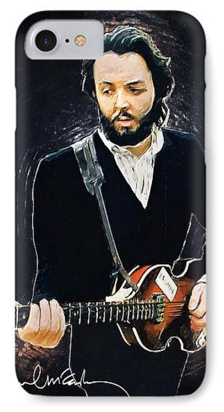 Paul Mccartney IPhone Case