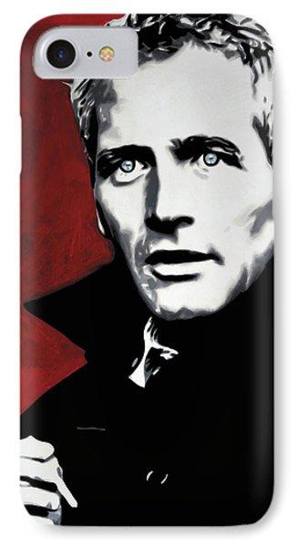 Paul Newman IPhone Case