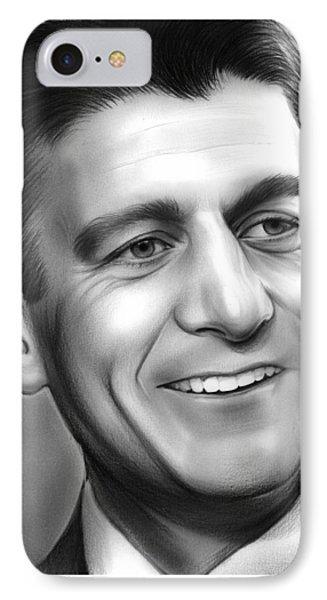 Paul Ryan IPhone Case by Greg Joens