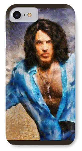 Paul Stanley Of Kiss IPhone Case