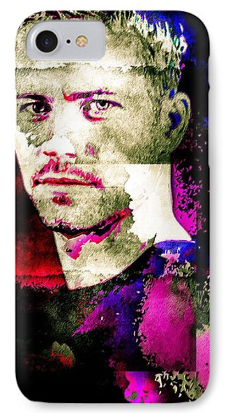 Paul Walker IPhone Case