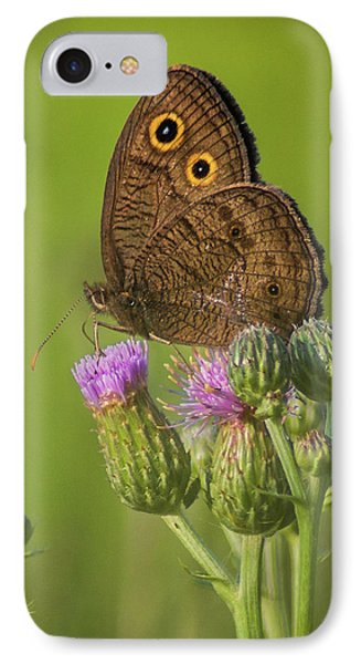 IPhone Case featuring the photograph Pauper's Throne by Bill Pevlor