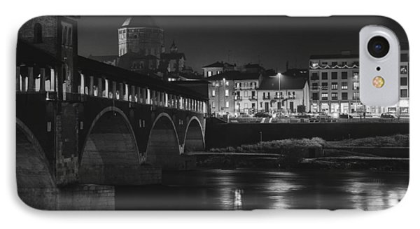 Pavia At Night IPhone Case