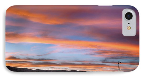 IPhone Case featuring the photograph Pawnee Sunset by Monte Stevens