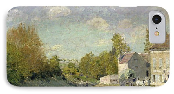 Paysage IPhone Case by Alfred Sisley