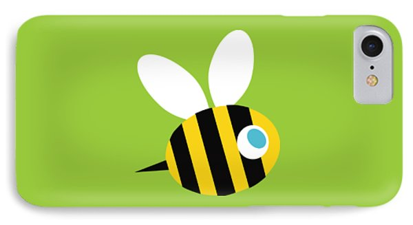 Pbs Kids Bee IPhone Case by Pbs Kids