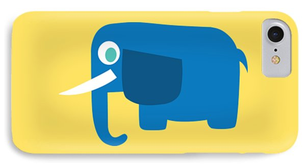 Pbs Kids Elephant IPhone Case by Pbs Kids
