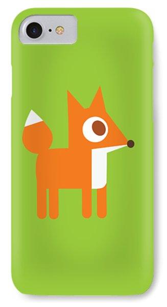 Pbs Kids Fox IPhone Case by Pbs Kids