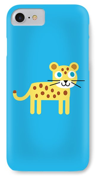 Pbs Kids Jaguar IPhone Case by Pbs Kids