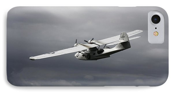 Pby Catalina Vintage Flying Boat Phone Case by Daniel Karlsson
