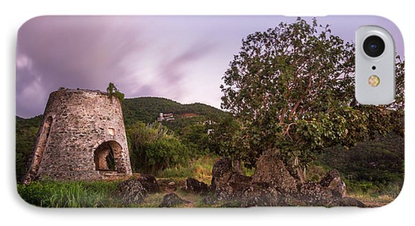 IPhone Case featuring the photograph Peace Hill Ruins by Adam Romanowicz