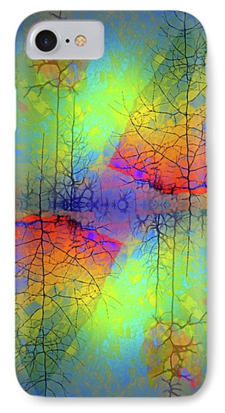 Peace, Love And Happiness IPhone Case by Tara Turner