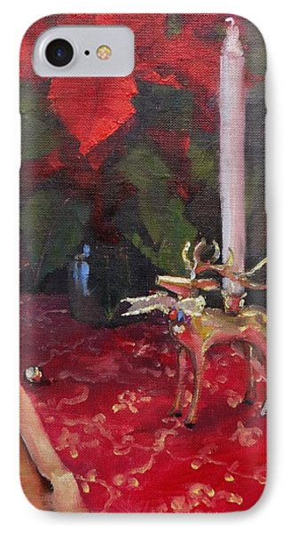 Peace To All IPhone Case by Laura Lee Zanghetti