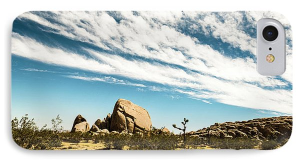 Peaceful Boulder IPhone Case by Amyn Nasser