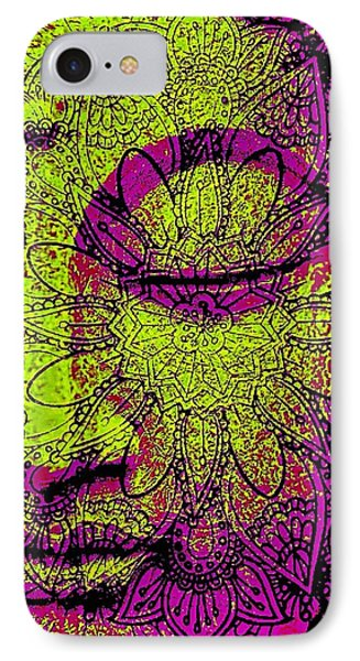 Peaceful Buddha IPhone Case