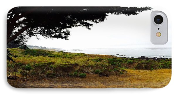 Peaceful Coast IPhone Case by Russell Keating