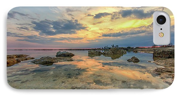 Peaceful Evening IPhone Case by Stelios Kleanthous