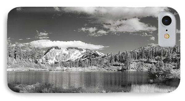 IPhone Case featuring the photograph Peaceful Lake by Jon Glaser