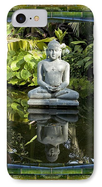 IPhone Case featuring the photograph Peaceful Reflection by Bell And Todd