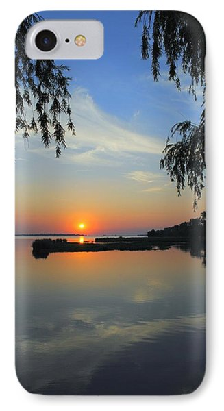 Peaceful IPhone Case by Frozen in Time Fine Art Photography