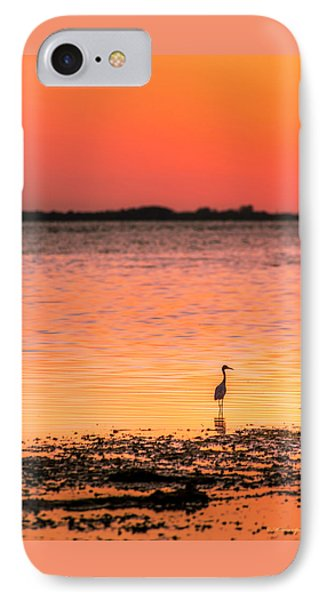 Peaceful Times IPhone Case by Marvin Spates