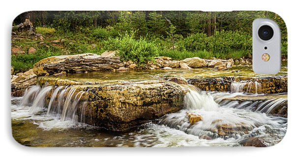 Peaceful Waters - Upper Provo River IPhone Case by TL Mair