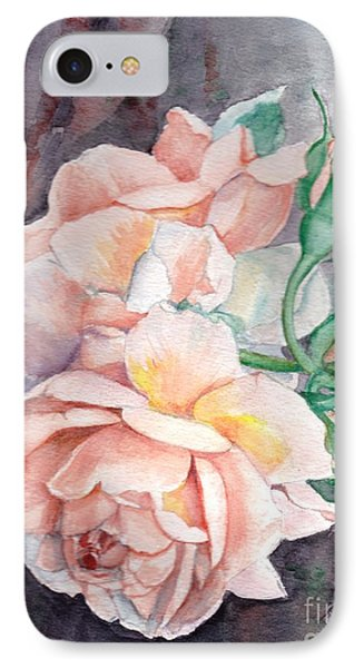 Peach Perfect - Painting IPhone Case