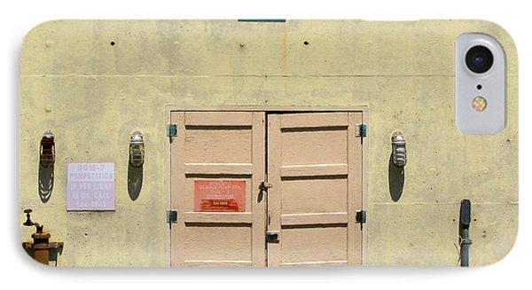 Peachy Doors IPhone Case