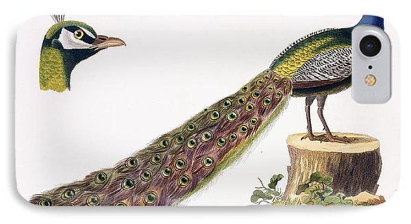 Peafowl IPhone Case