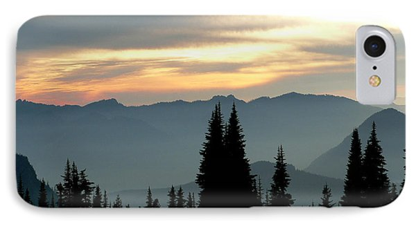 IPhone Case featuring the photograph Peaks And Valley by Larry Keahey