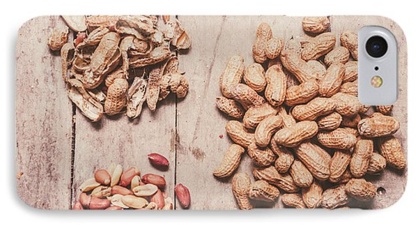 Peanut Shelling IPhone Case by Jorgo Photography - Wall Art Gallery
