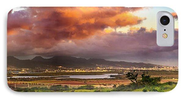 Pearl Harbor Sunset IPhone Case