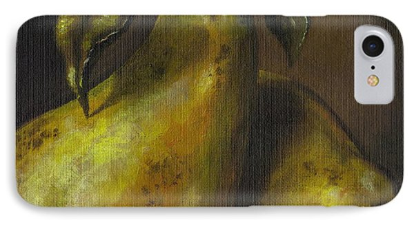 Pears Phone Case by Adam Zebediah Joseph