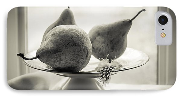 Pears By The Window  IPhone Case