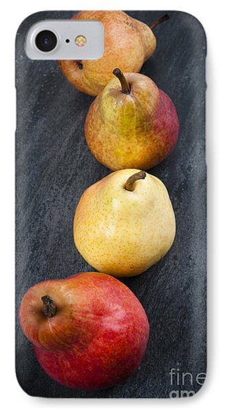 Pears From Above IPhone Case by Elena Elisseeva