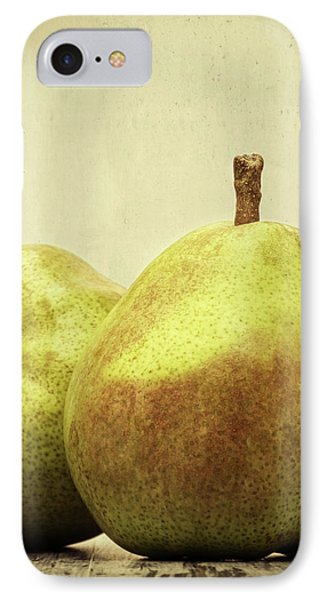 Pears Phone Case by Wim Lanclus
